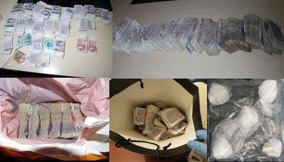 More than £1m was recovered from the criminal group
