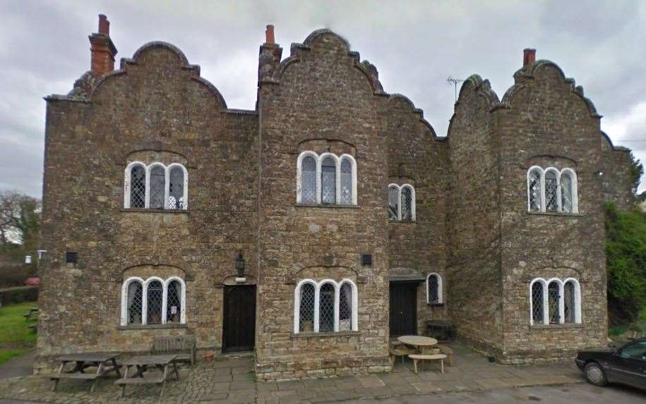 The Dering Arms. Picture: Google street view