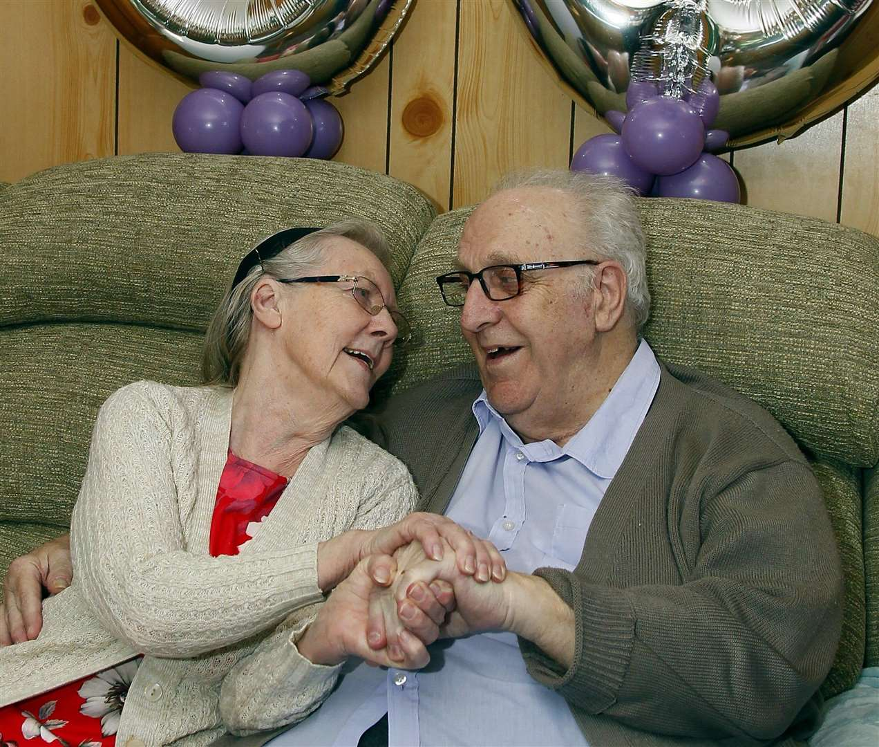 rushenden couple matthew and hazel bodiam celebrated