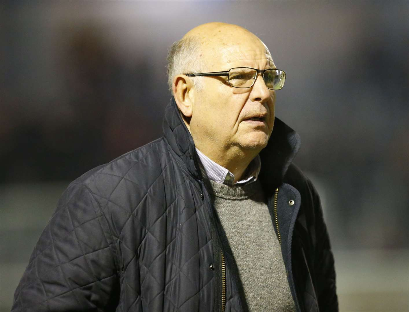 John Still is Maidstone's third boss in a difficult season Picture: Andy Jones