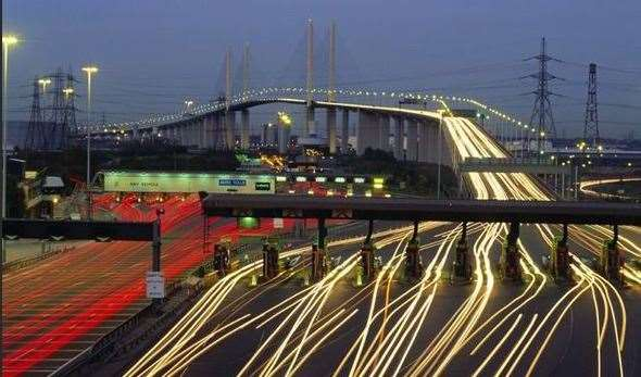 More than one and a half billion journeys have been made across the Dartford Crossing since it opened in 1963