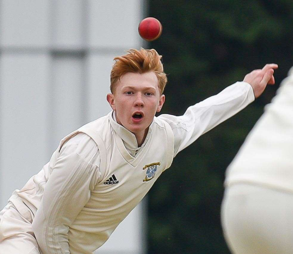 Canterbury's Isaac Dilkes. Picture: Alan Langley