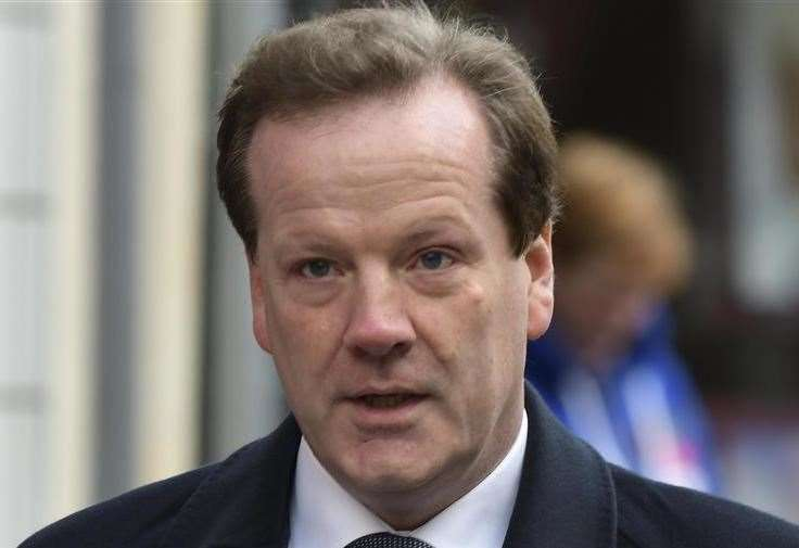 Former Dover and Deal MP Charile Elphicke has been handed a two year prison sentence