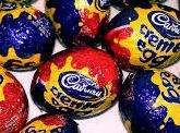 Creme eggs used to come in a box of six, but now come as a box of five