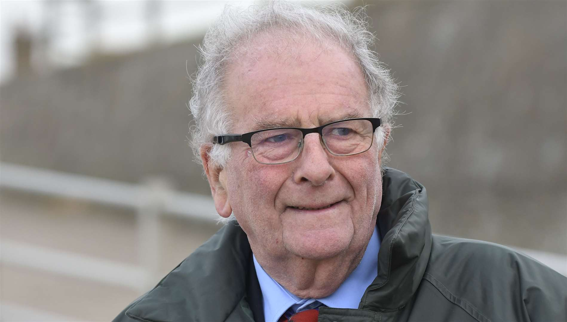 Sir Roger Gale, MP for North Thanet. Picture: Tony Flashman