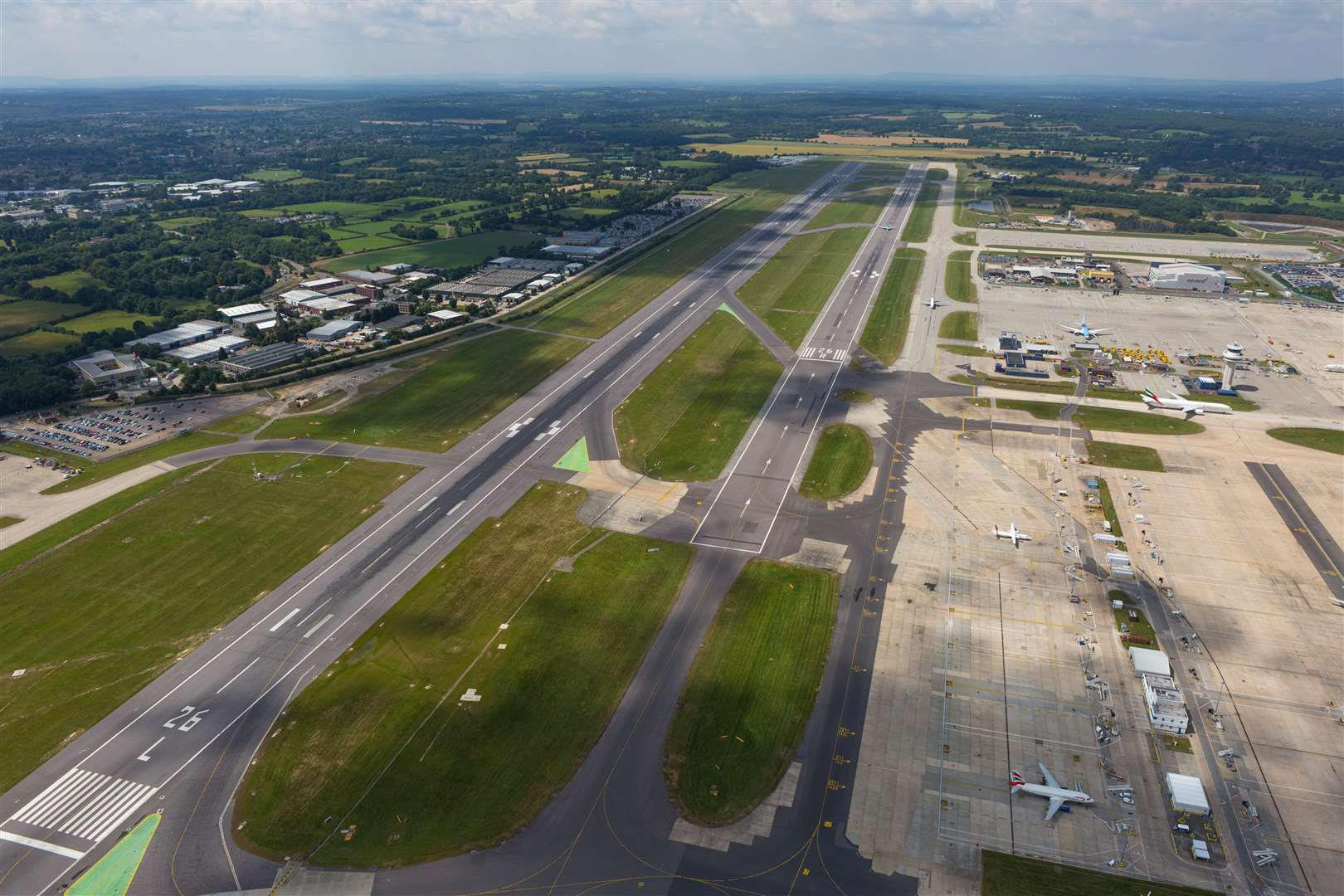 Gatwick Airport. Picture: Countrywide Photographic