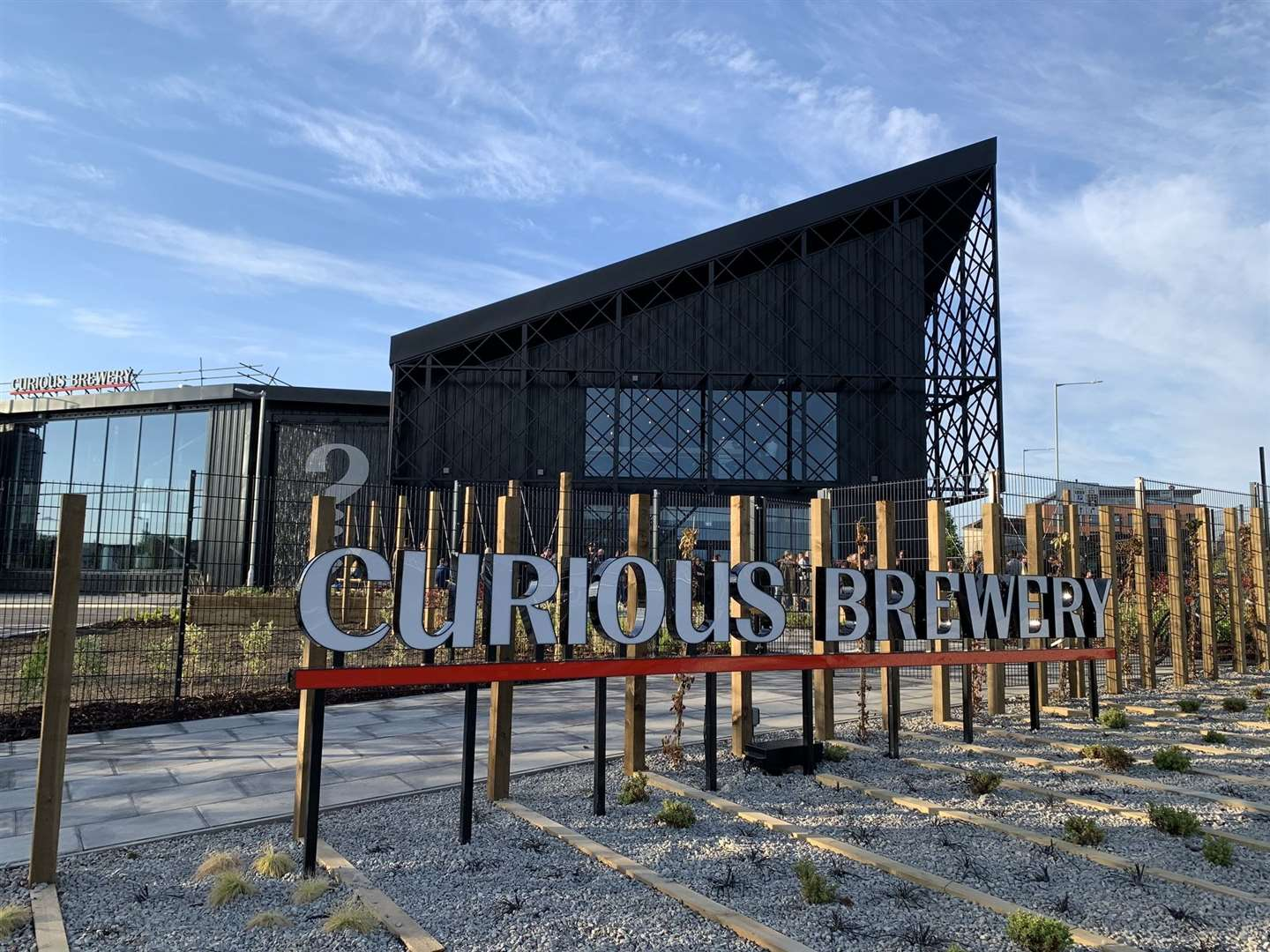 The Curious Brewery in Ashford will act as Chapel Down's beer-making headquarters