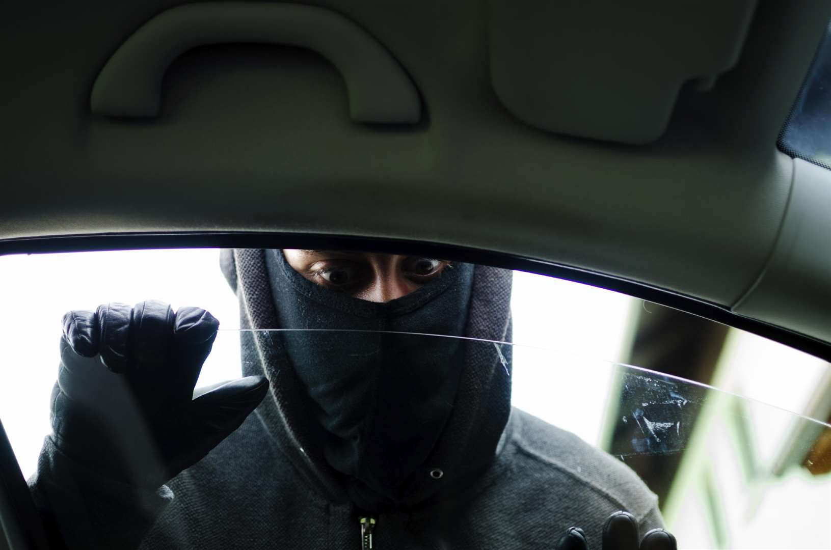 Police are warning drivers to sty on the look out after two van break-ins. Stock picture