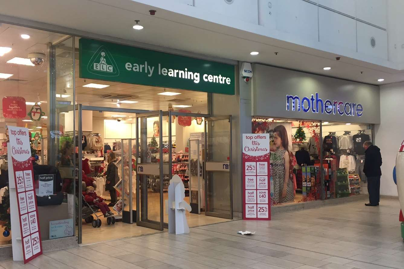 Mothercare is set to close soon