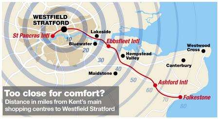 Westfield Stratford Map Westfield Stratford City shopping centre opens but how will it  Westfield Stratford Map