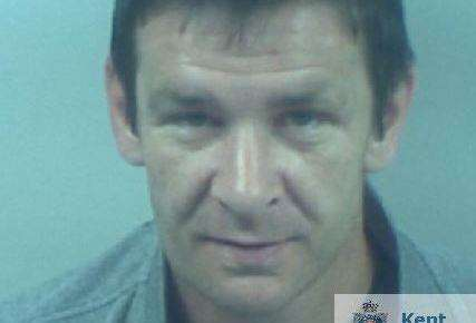 Wayne Austin has been jailed for five years and three months. Picture: Kent Police