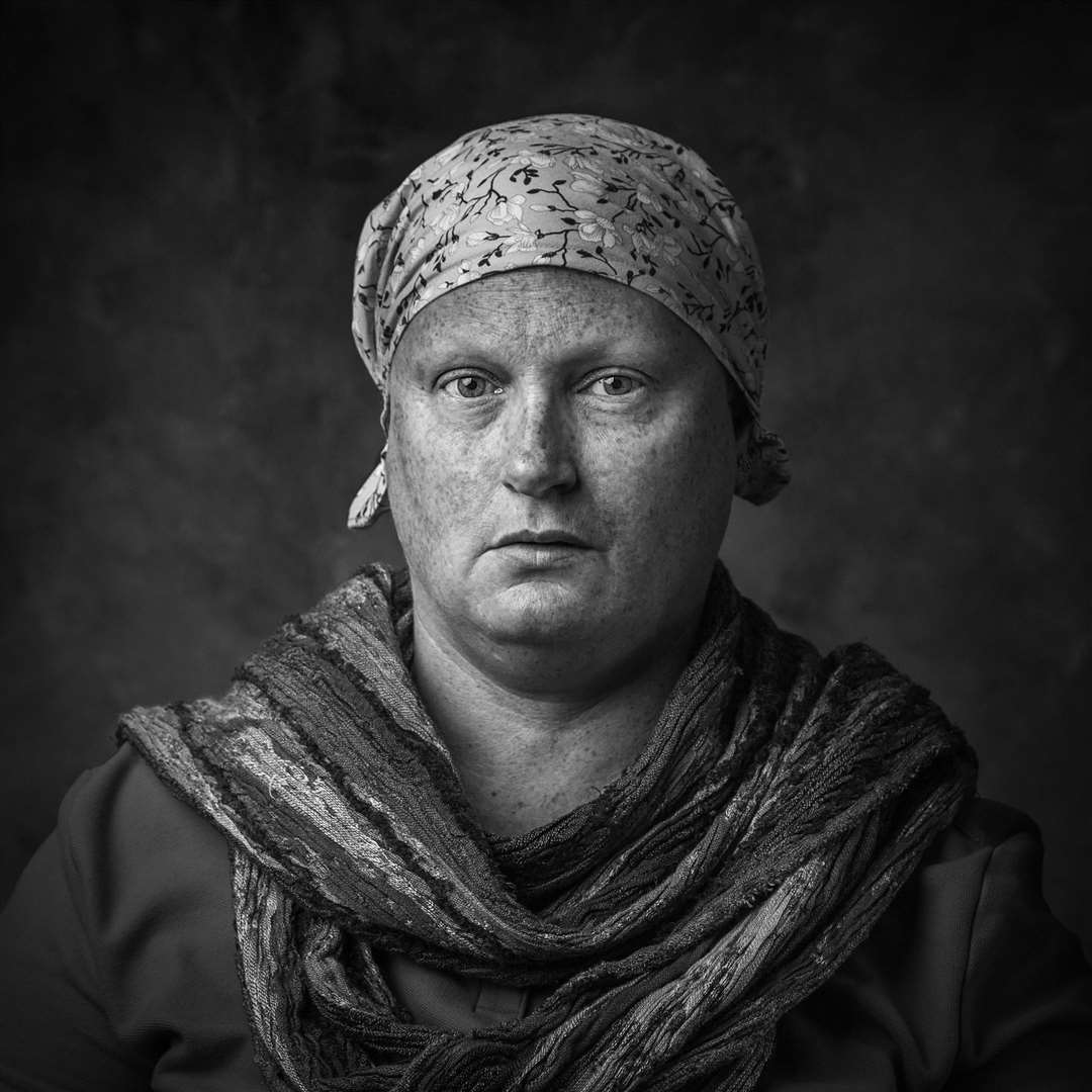 Imelda Bell's portraits of cancer patients (This is Imelda) (4897131)