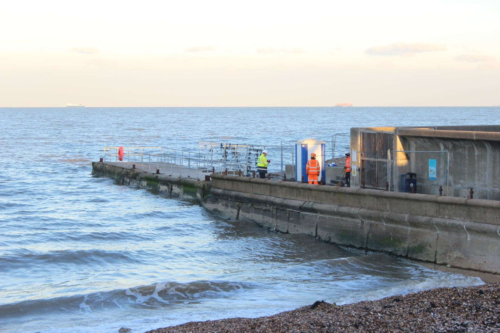 Neptune's Jetty, Sheerness