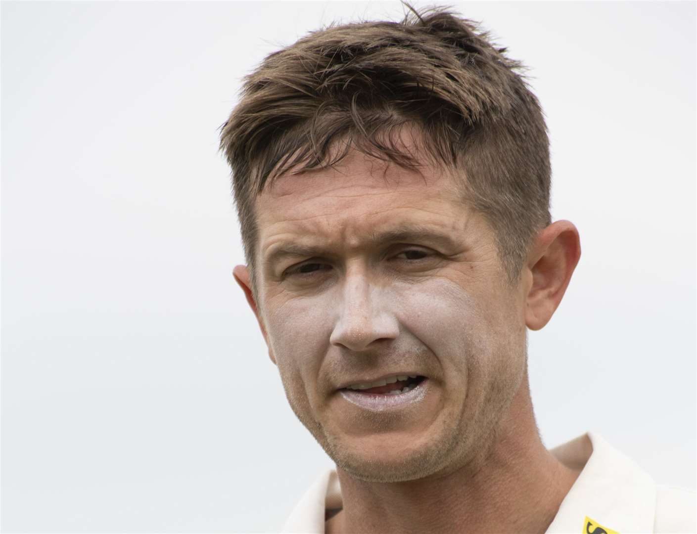 Kent's Joe Denly. Picture: Andy Payton.