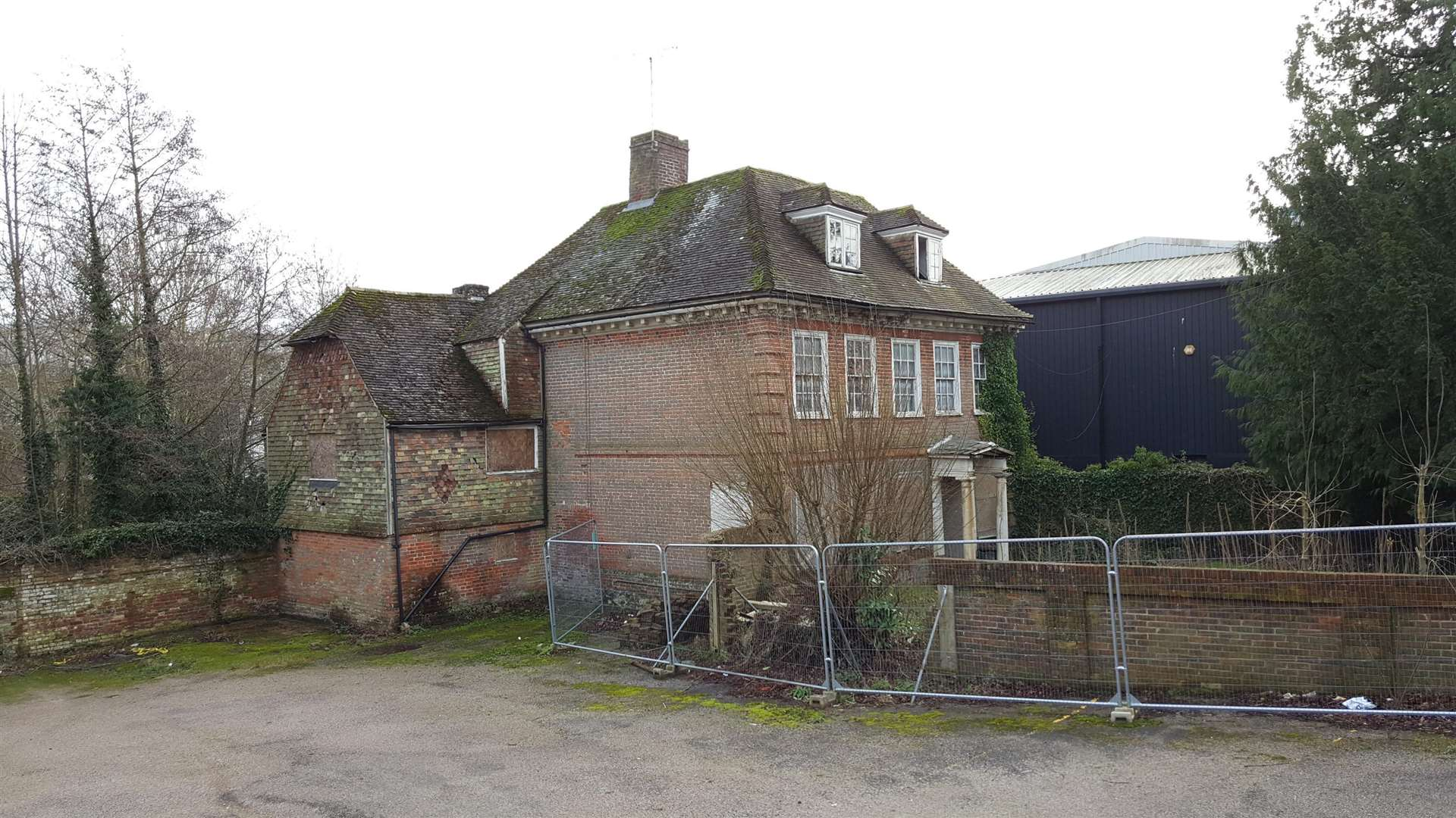 Whist House as it looks today.