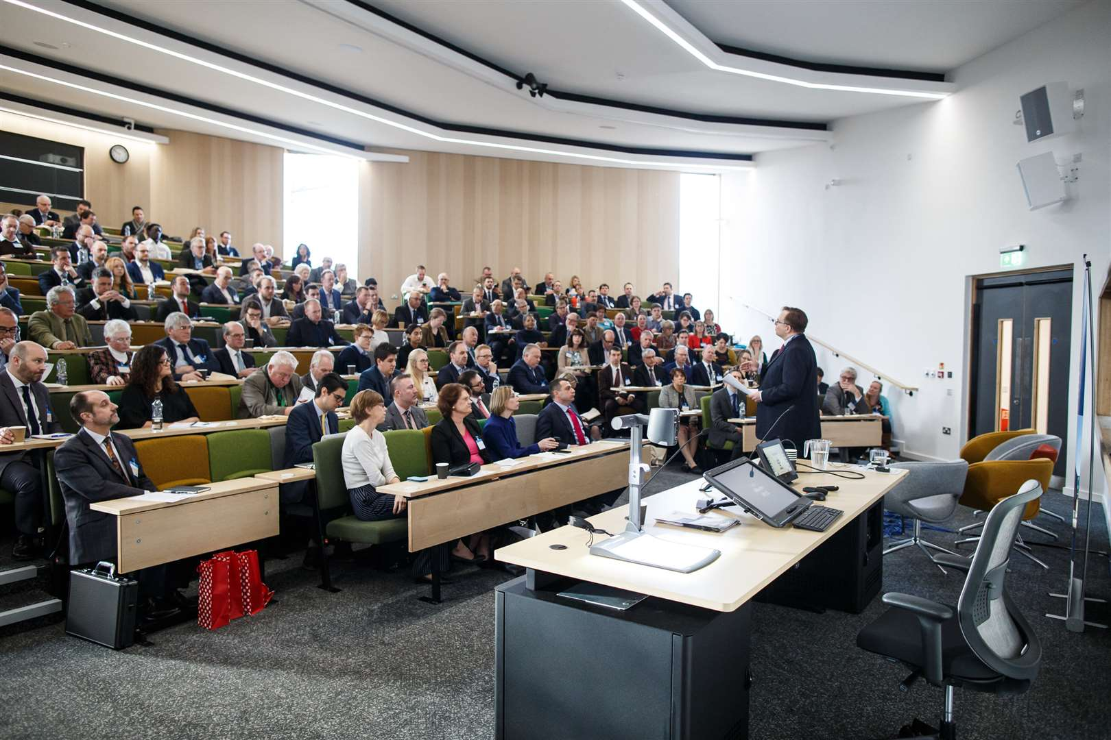 Kent Business Summit was attended by more than 150 people