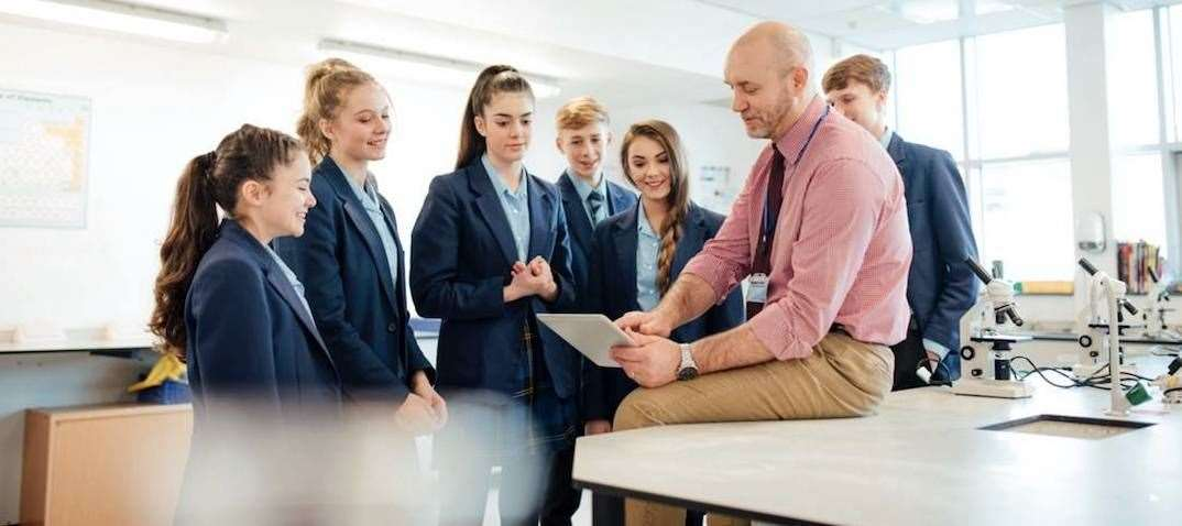 Thinking of becoming a teacher? This Kent organisation can help you even if you don't have a degree.