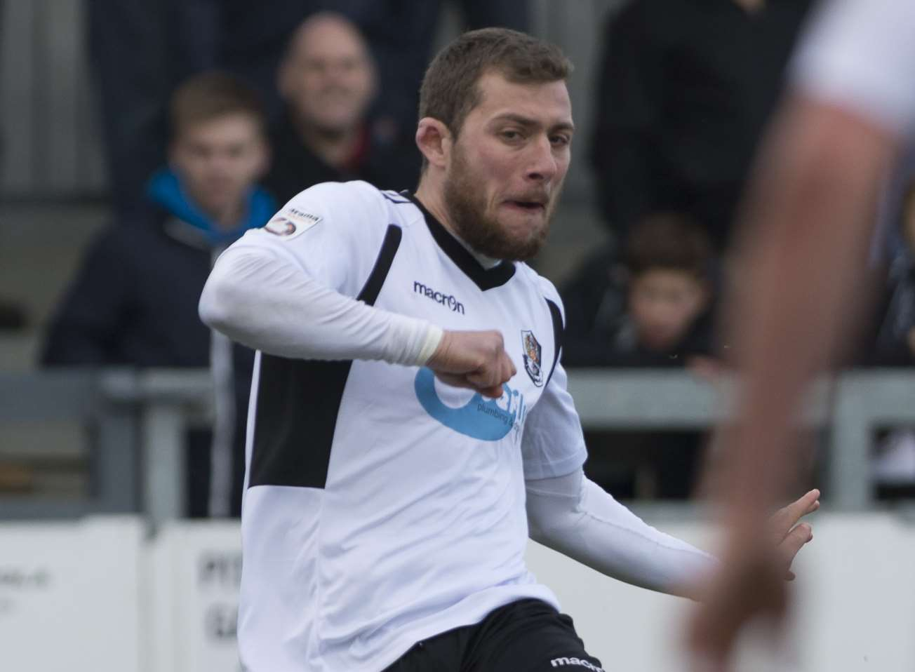 Ryan Hayes joined Dartford from Slade Green in 2005 Picture: Andy Payton