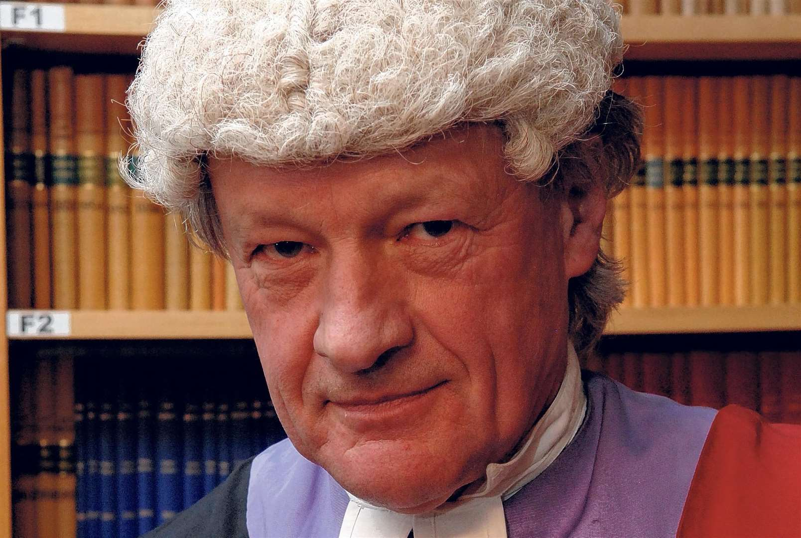 Judge James O'Mahony