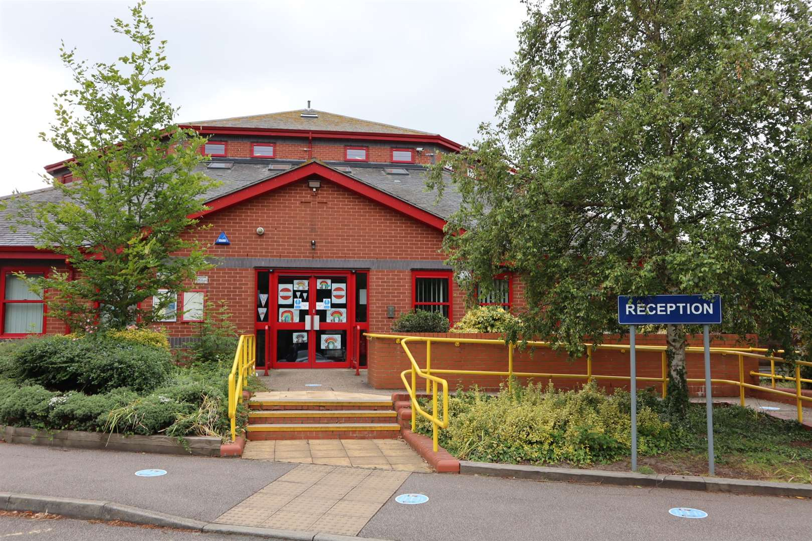 St George's Primary School in Minster, Sheppey