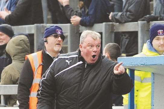 Steve Evans is the current Mansfield Town boss Picture: Dave Poucher/Rotherham Advertiser