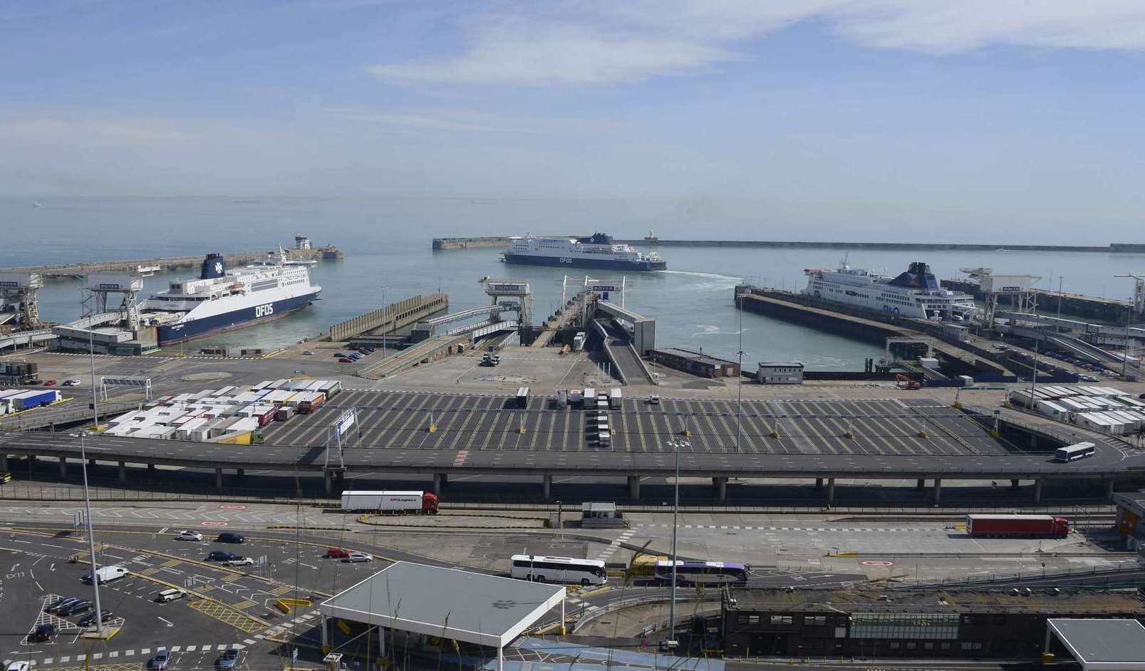 The Port of Dover (17646179)