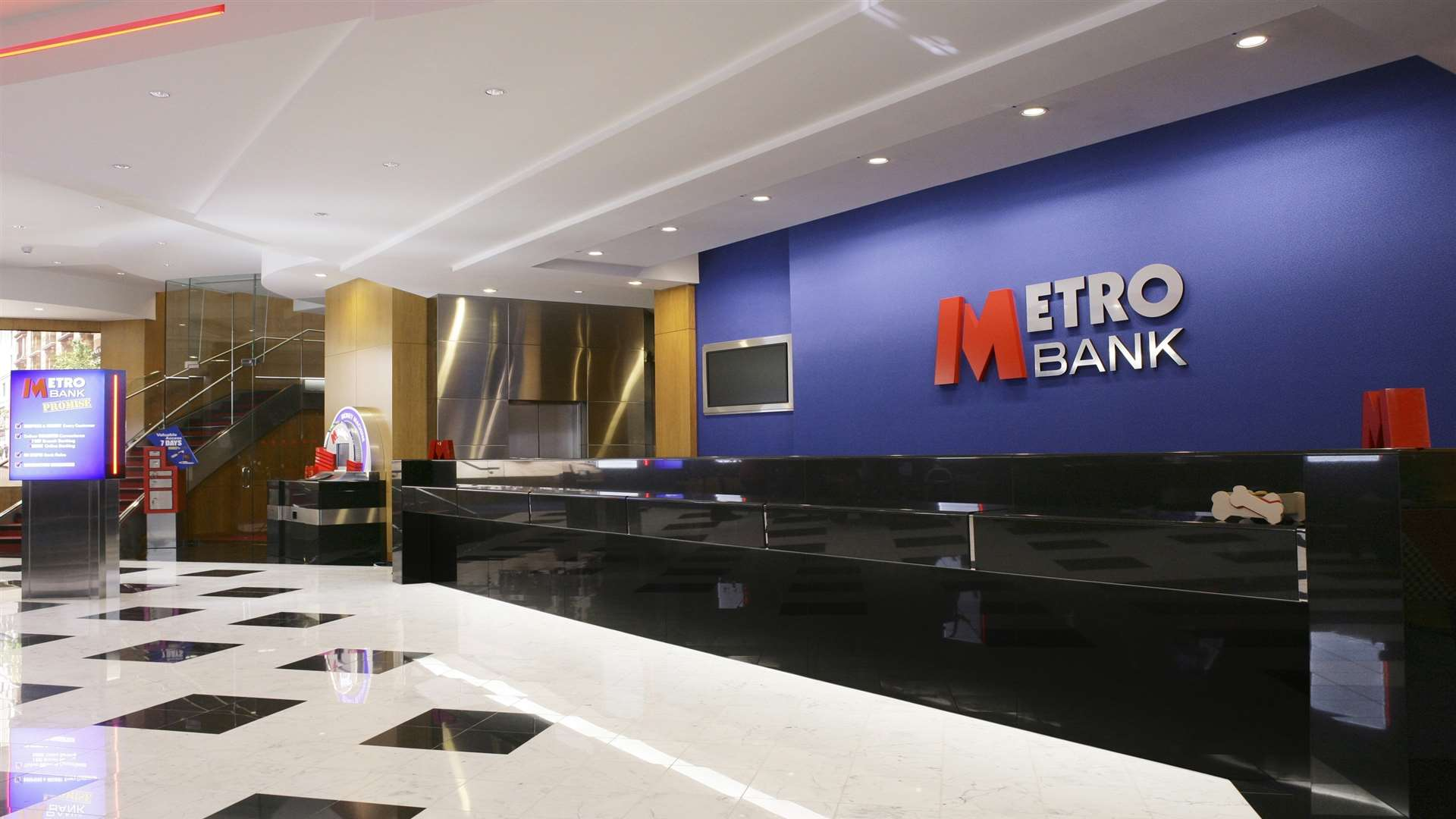 Metro Bank is opening a new branch in Canterbury