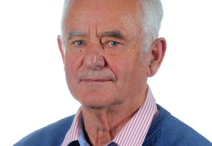 Cllr Roger Truelove (Labour) for Homewood. Picture: Swale council (45423736)