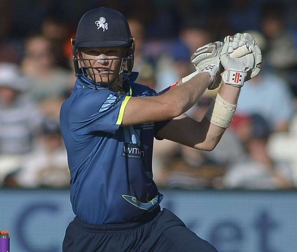 Sam Billings. Picture Ady Kerry