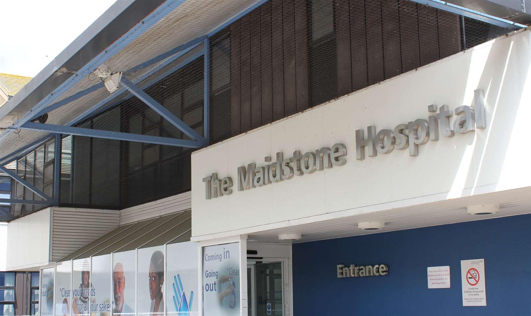 Maidstone and Tunbridge Wells NHS Trust are seeing record people at their A&E departments
