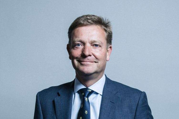 MP Craig Mackinlay defended Kent County Council as there was little time to get the cycle lanes sorted