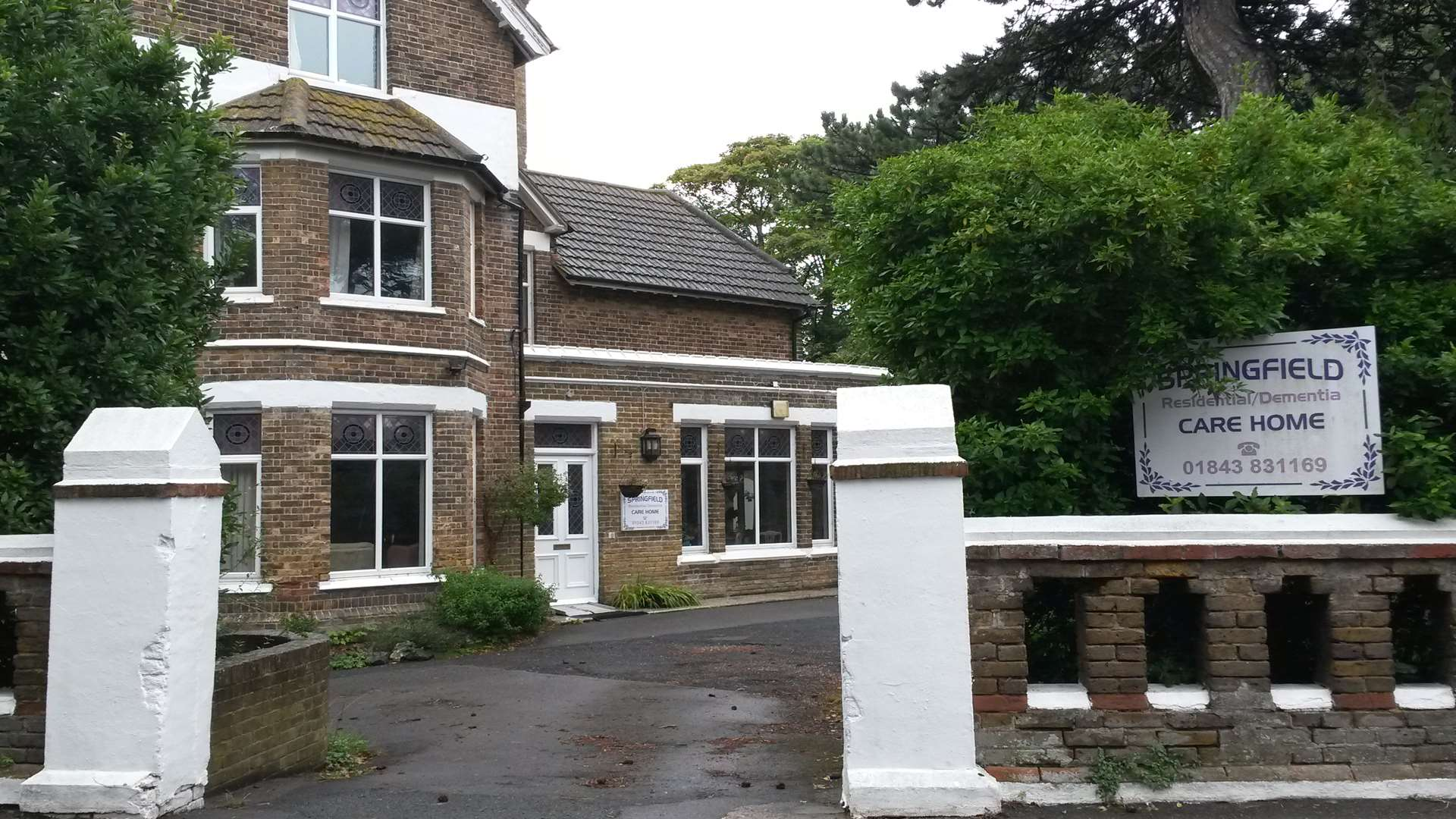 Care Home Closed By Cqc