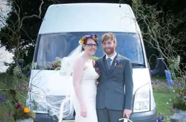 A van, renovated for a couple\'s wedding, has been stolen just over a ...