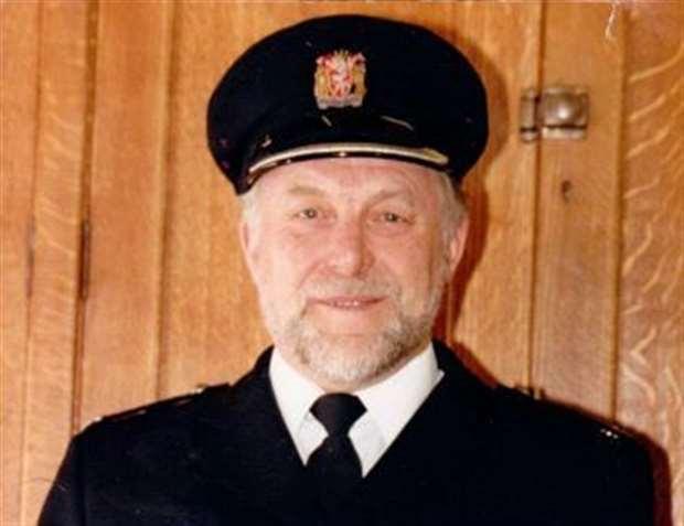 Chriss was County Steward
