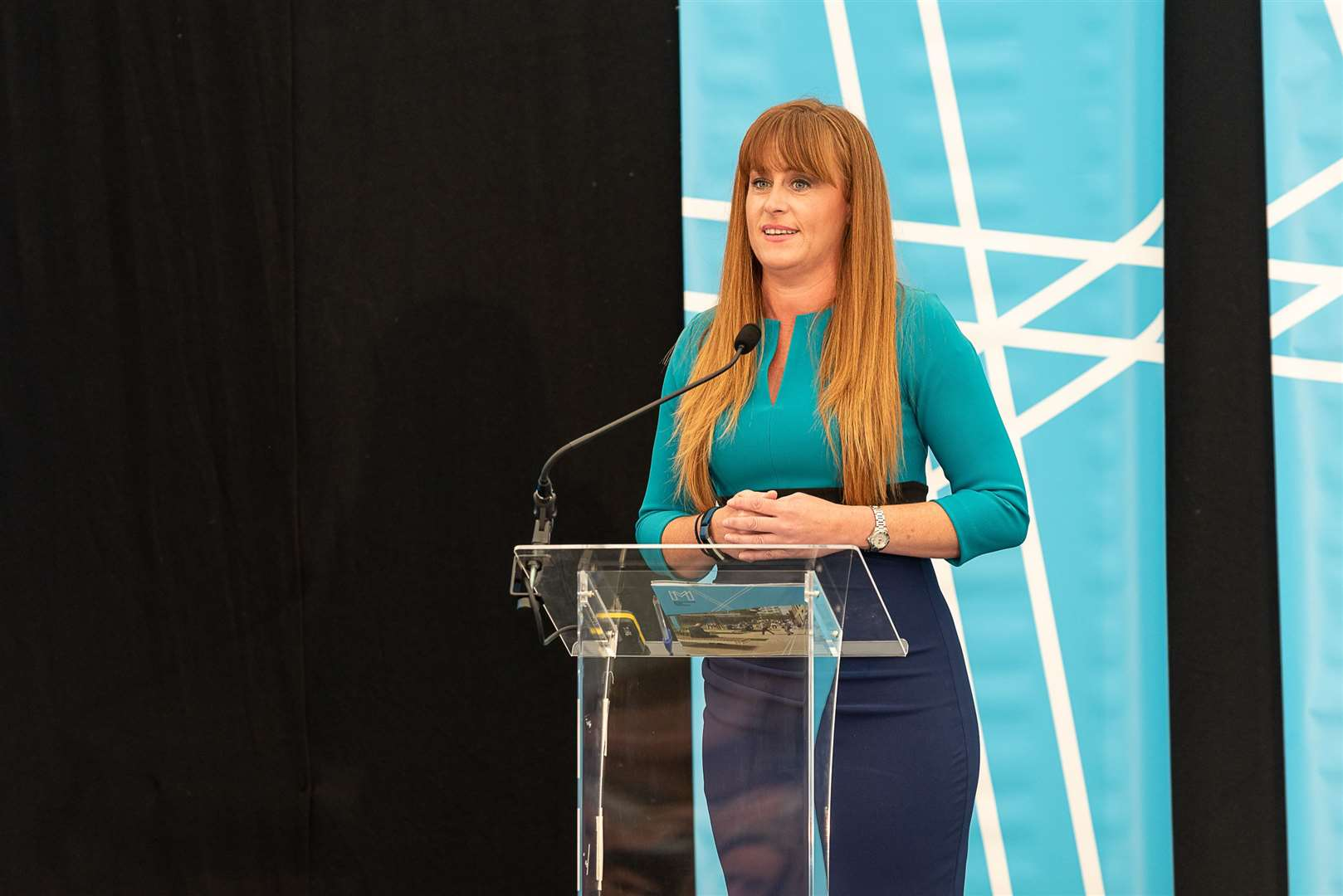 Rochester and Strood MP Kelly Tolhurst revealed government plans to recall Whirlpool tumble dryers. Picture: Tony Jones (4286996)