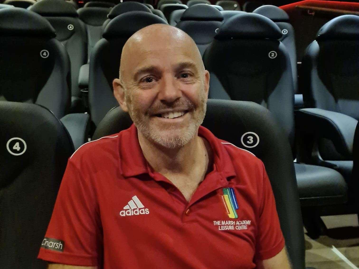Manager Jason Mahoney