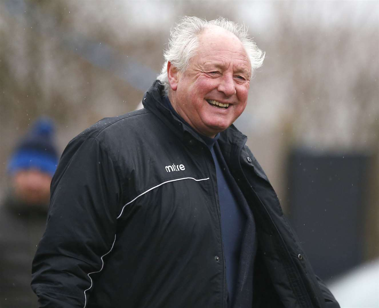 Folkestone Invicta manager Neil Cugley Picture: Andy Jones