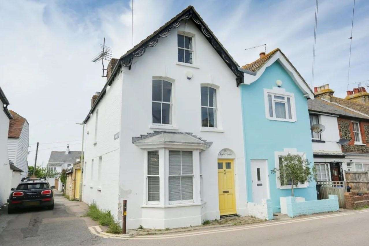 The four-bed house in Island Wall. Picture: Zoopla / Miles & Barr