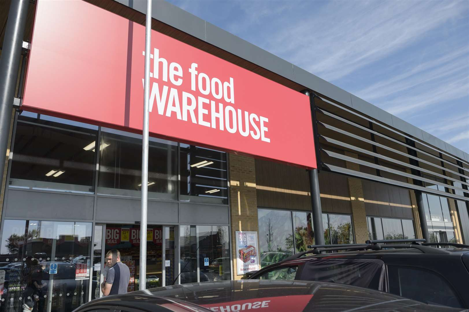 The Food Warehouse offers a bigger and better way to shop