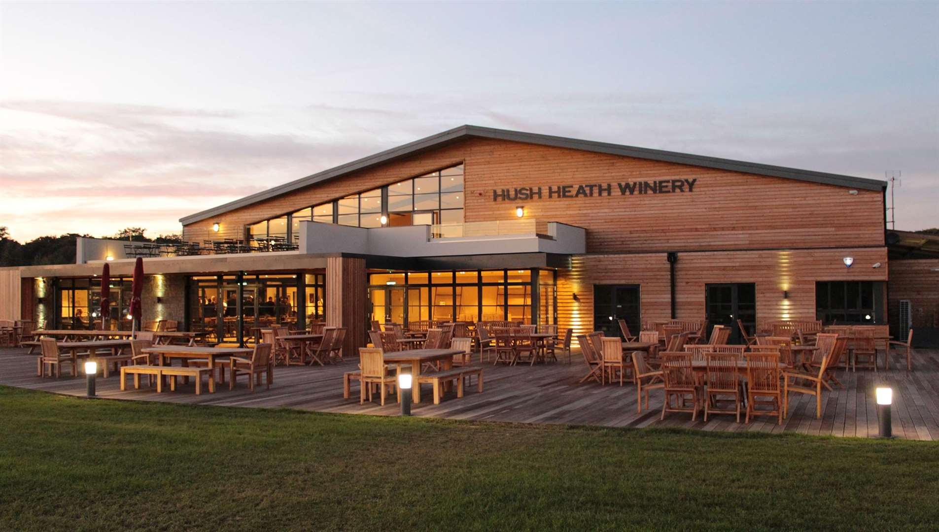 Hush Heath Winery in Staplehurst will be helping to raise funds for the Tree of Hope charity