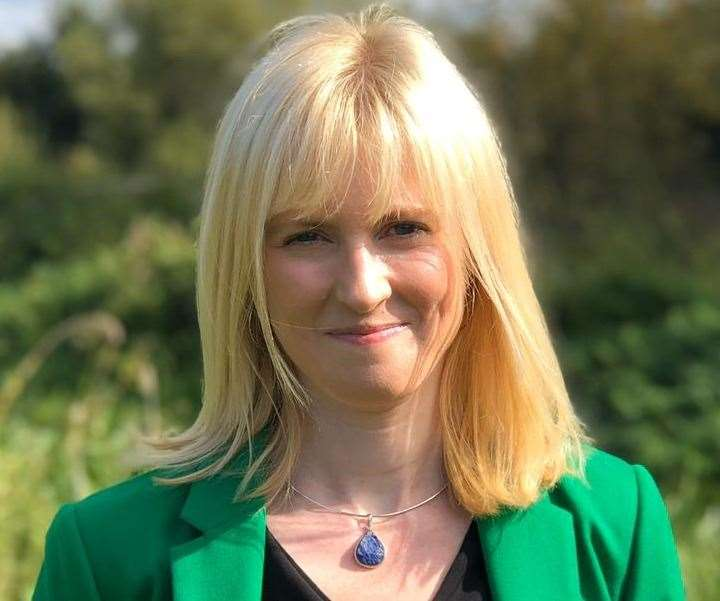 "Whitstable MP Rosie Duffield has called for police and councils to take urgent action after a ""huge rise"" in littering and antisocial behaviour. Picture: Suzanne Bold/The Labour Party"