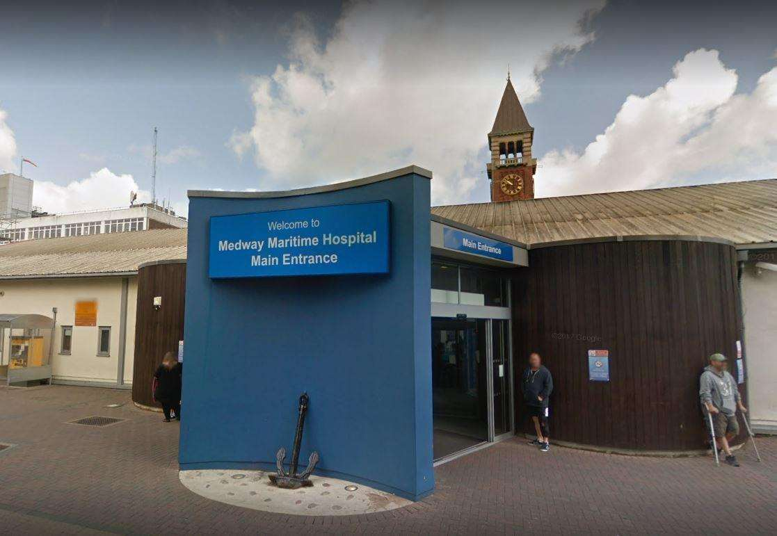 Medway hospital sexual health clinic opening times