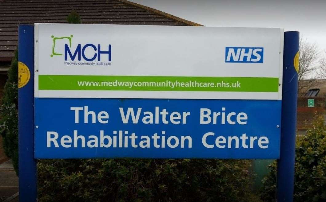 Walter Brice rehabilitation centre at Hoo where Vivek Sharma worked