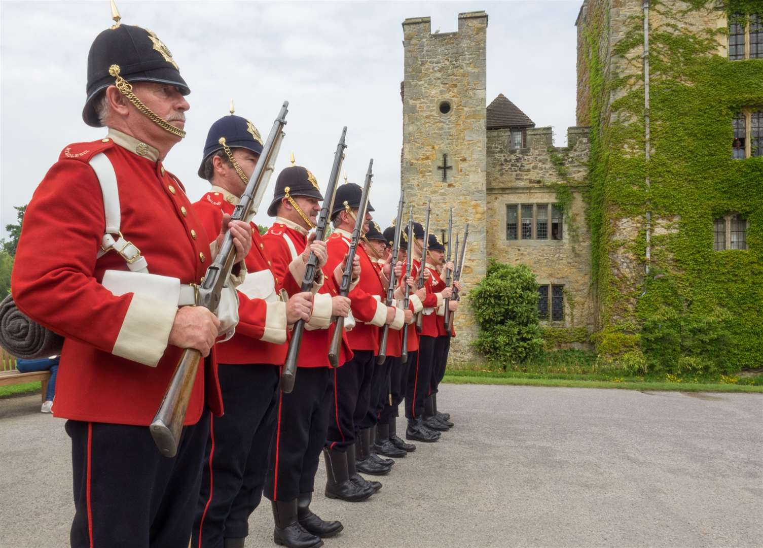 Edwardian life at Hever Castle this half term