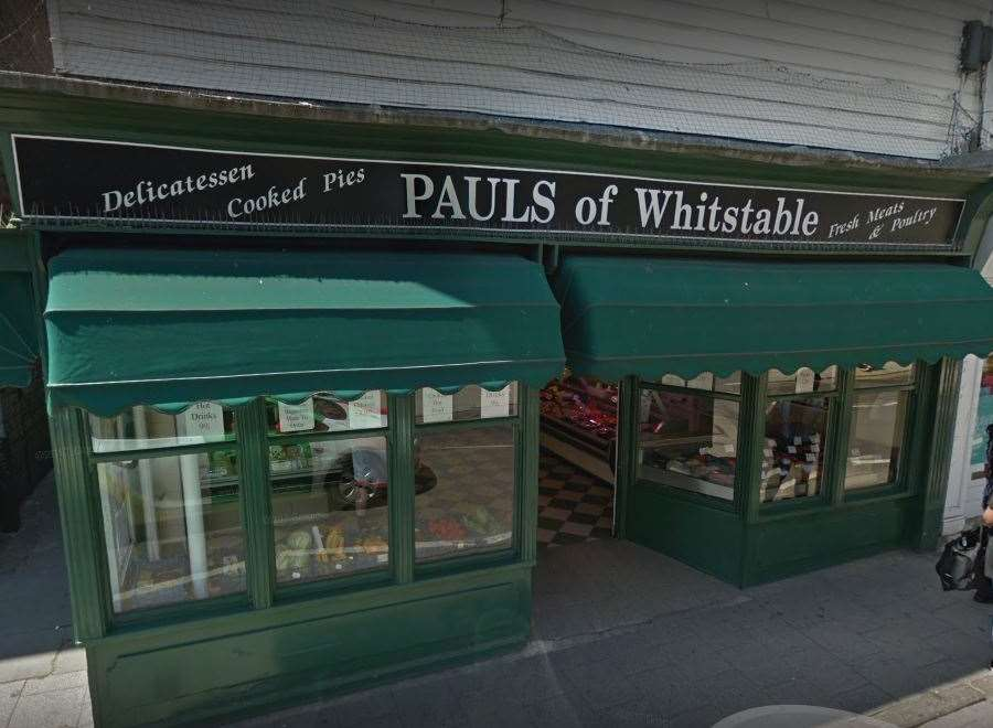Paul's of Whitstable