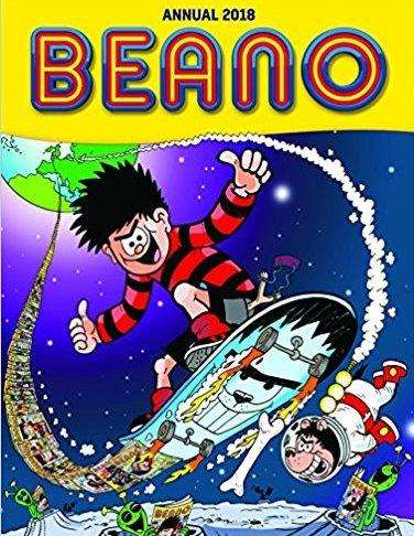 The Summer Reading Challenge 2018 has the theme of Mischief Makers, inspired by the Beano's 80th anniversary
