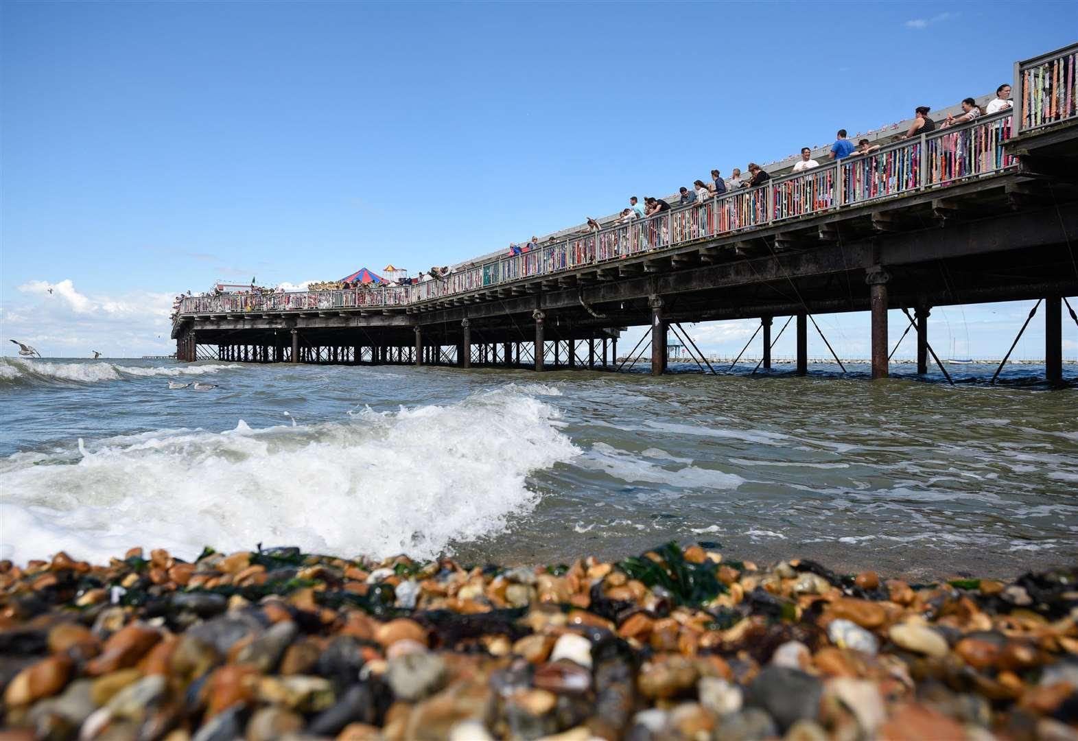 Herne Bay Pier To Get 163 4m Revamp Under New Plans
