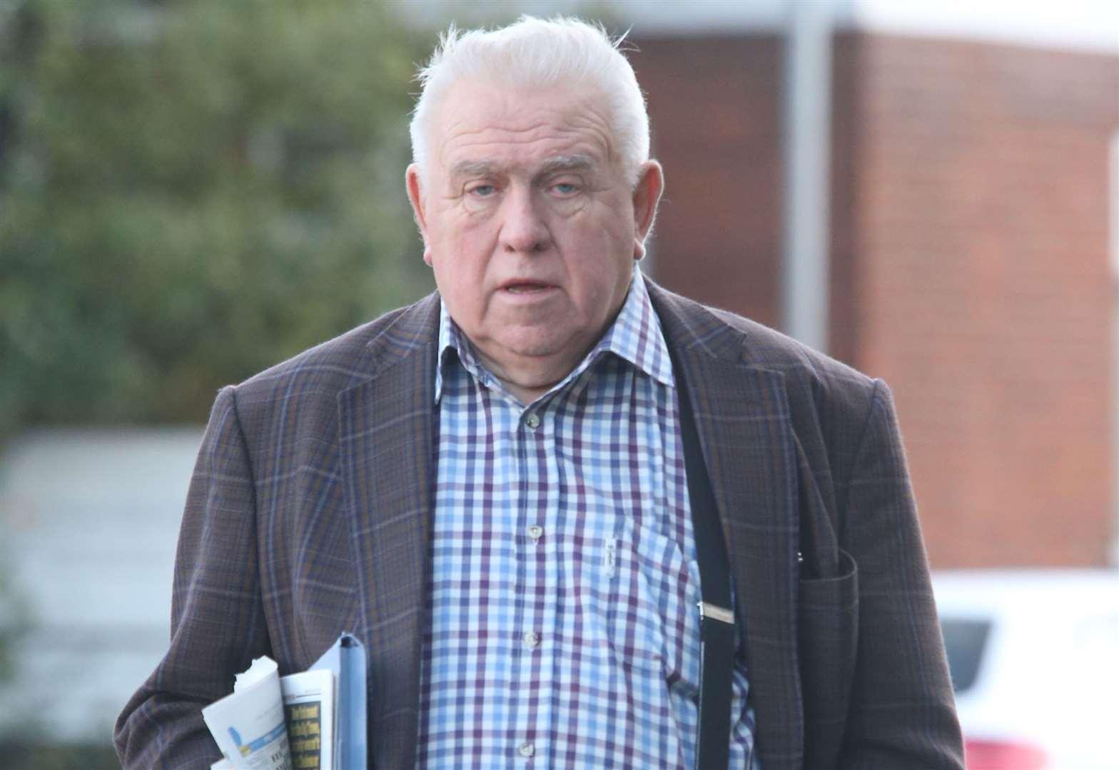 Ex-landlord's racist rant caught on camera - Kent Online