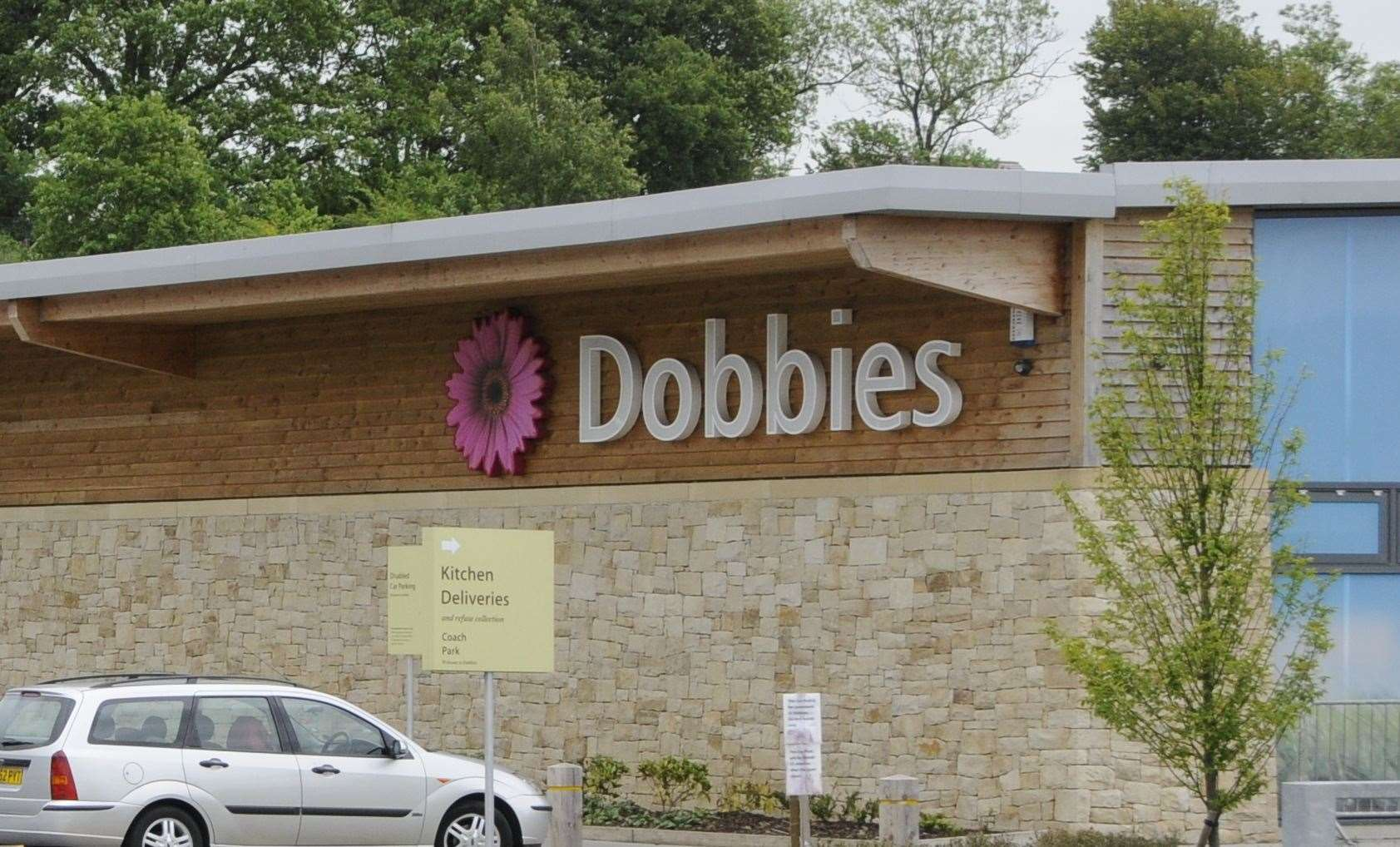 Dobbies has had a presence in the town for a number of years now