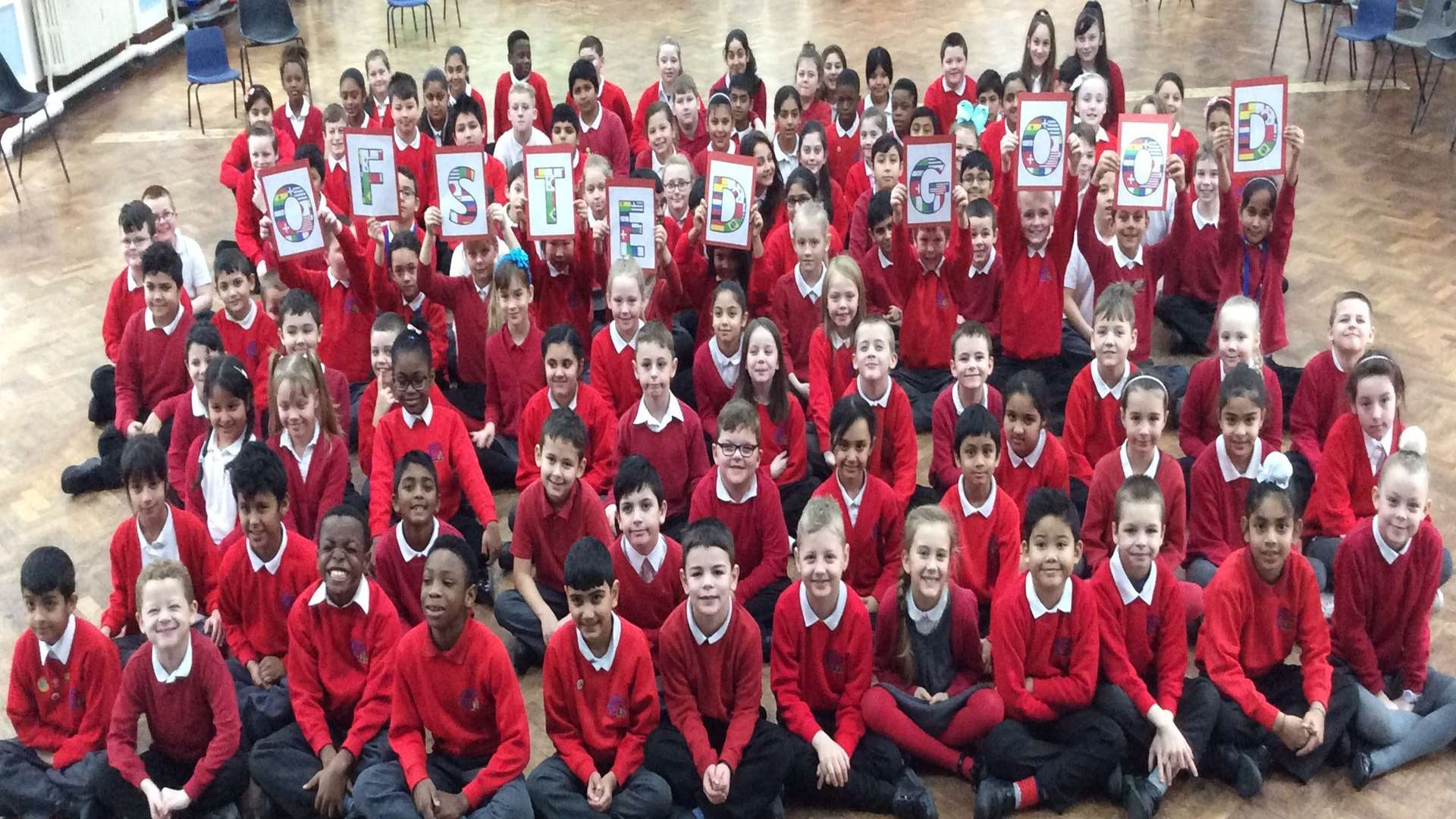 Chantry Community Academy in Gravesend gets good Ofsted report